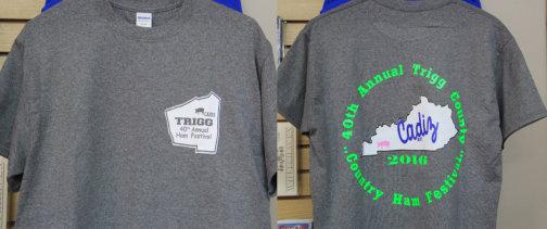 2016 Ham Festival Shirt